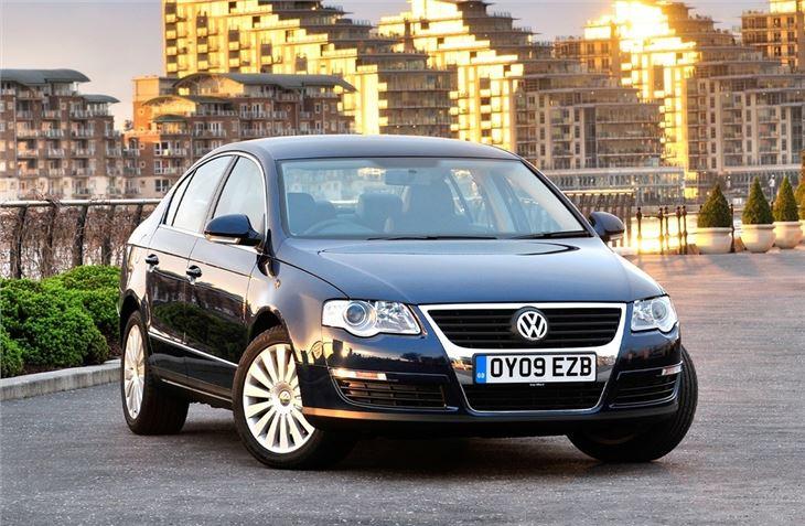 Volkswagen Passat B6 2005 Car Review Honest John