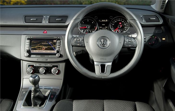 Volkswagen Passat B6 2005 - Car Review | Honest John
