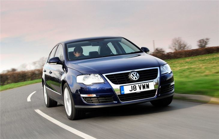 Volkswagen Passat B6 2005 Car Review Honest John