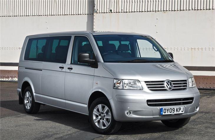 Volkswagen T5 Transporter Shuttle 2004 - Car Review | Honest John