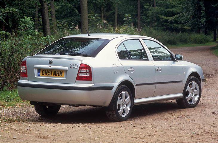 Skoda Octavia 1998 Car Review Honest John