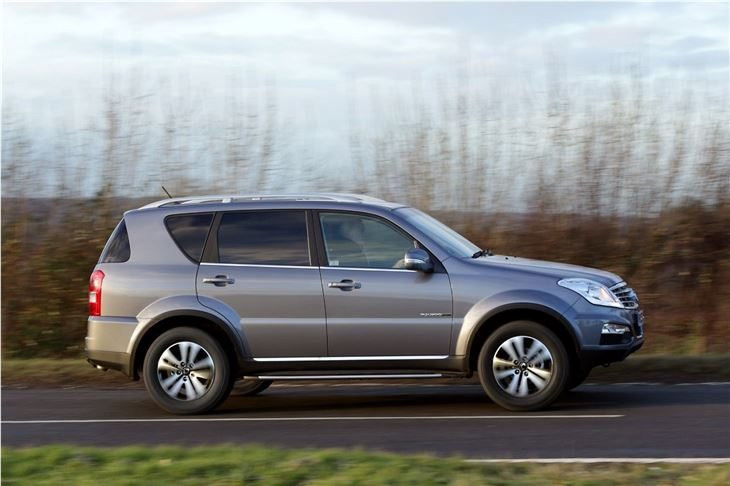 ssangyong rexton w 2014 road test road tests honest john. Black Bedroom Furniture Sets. Home Design Ideas