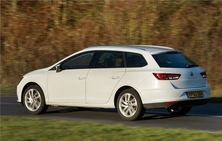 How Much Does It Cost To Register A Car >> SEAT Leon ST 2014 - Car Review | Honest John