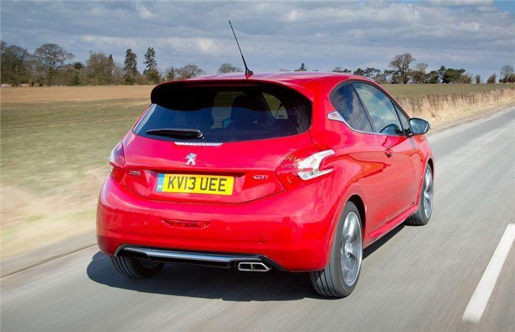 Peugeot 208 Gti 2012 Car Review Honest John