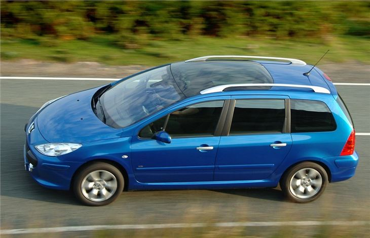 Peugeot 307 Sw 2002 Car Review Honest John