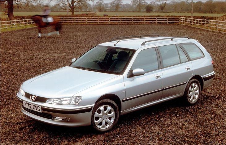 Peugeot 406 1999 Car Review Honest John