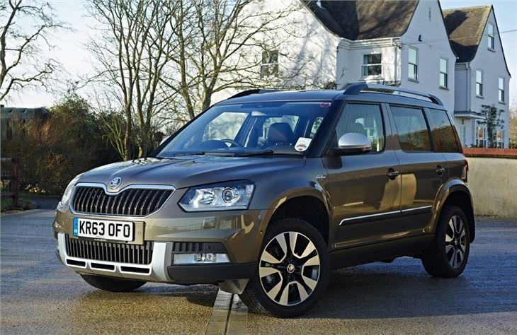 Skoda Yeti 2009 Car Review Honest John