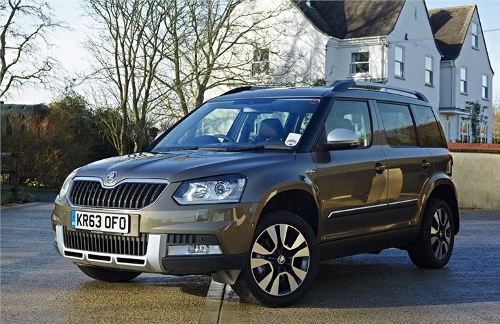 skoda yeti 2009   car review honest john