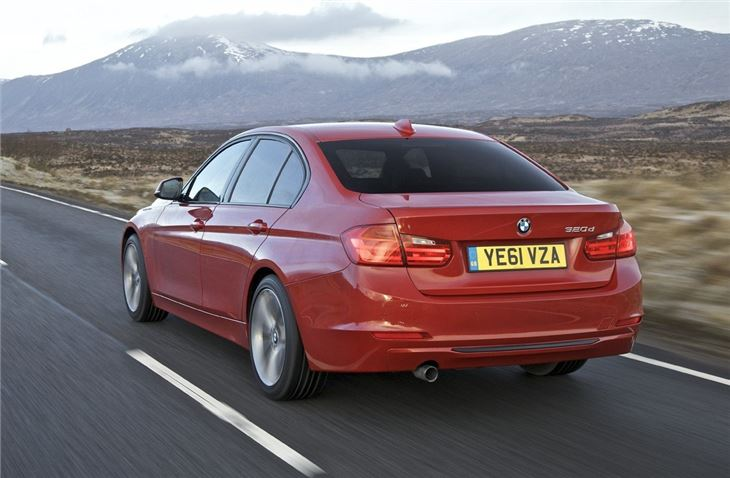 Bmw 3 Series F30 2012 Car Review Honest John