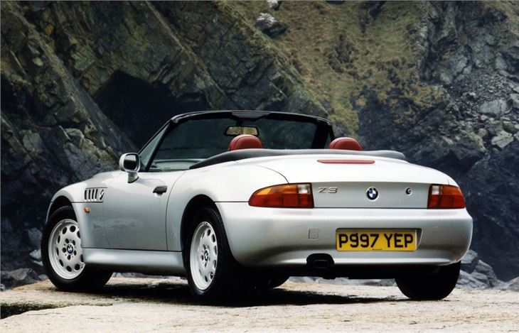 Bmw Z3 1997 Car Review Honest John
