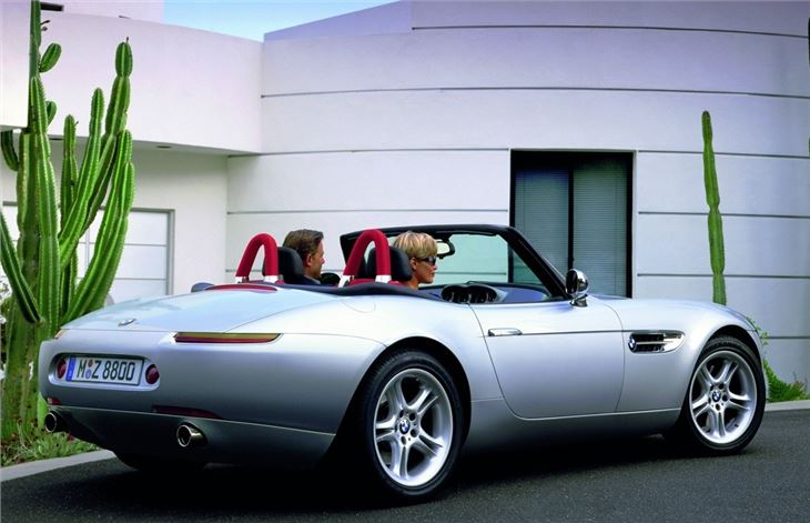 Bmw Z8 2000 Car Review Honest John