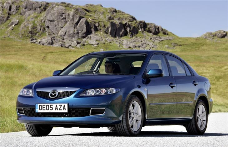 Mazda 6 2002 Car Review Honest John