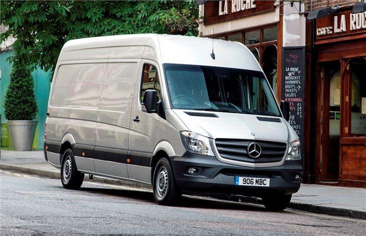 Mercedes Benz Sprinter 2013 Van Review Honest John