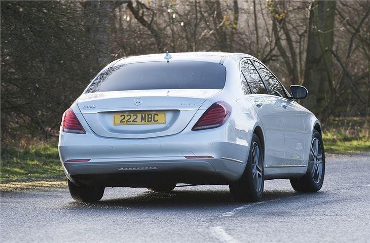 Mercedes Benz S Class W222 2014 Car Review Honest John