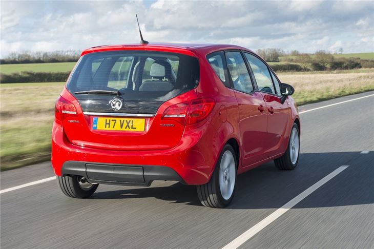 Vauxhall Meriva 2010 - Car Review | Honest John