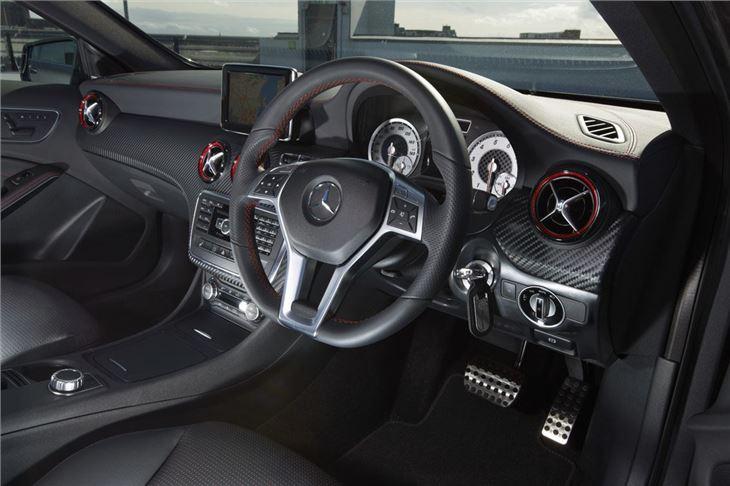 Mercedes Benz A45 Amg 2013 Car Review Honest John