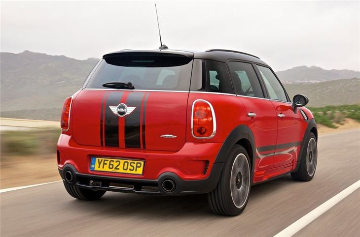 mini countryman 2010 car review honest john. Black Bedroom Furniture Sets. Home Design Ideas