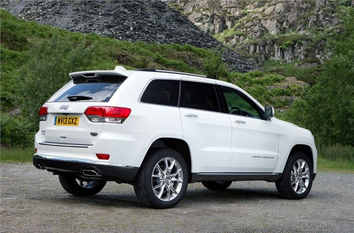 Jeep Grand Cherokee 2011 Car Review Honest John