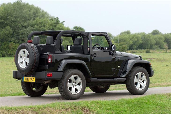 Jeep Wrangler 2007 Car Review Honest John