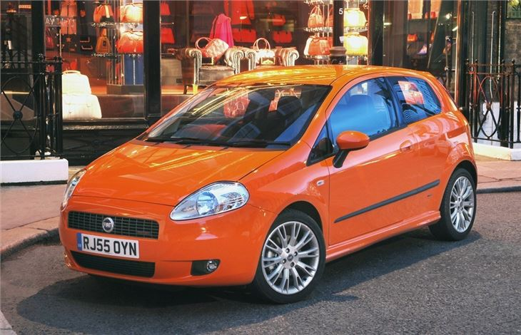 Fiat Grande Punto 2006 Car Review Honest John