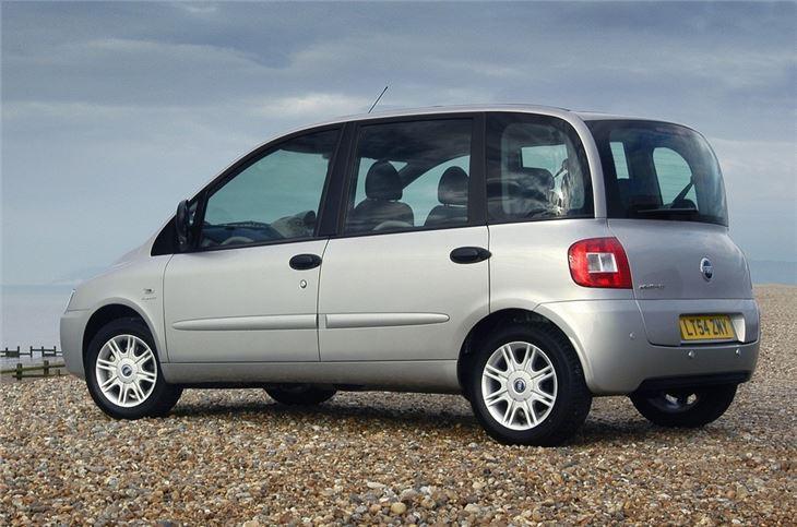Toyota Corolla Mpg >> FIAT Multipla 2004 - Car Review | Honest John
