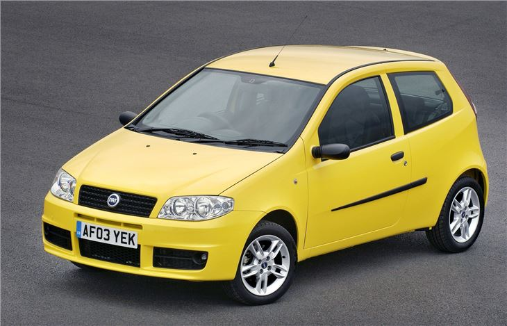 Fiat Punto 1999 Car Review Honest John