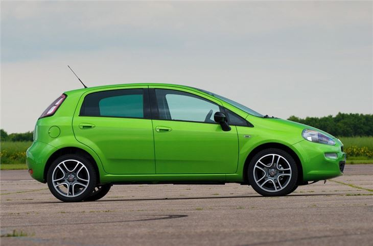 Fiat Punto 2010 Car Review Honest John