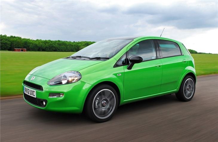 Fiat Grande Punto Car Review