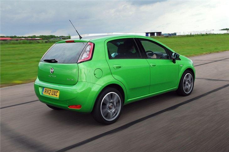 fiat punto evo 2010   car review honest john