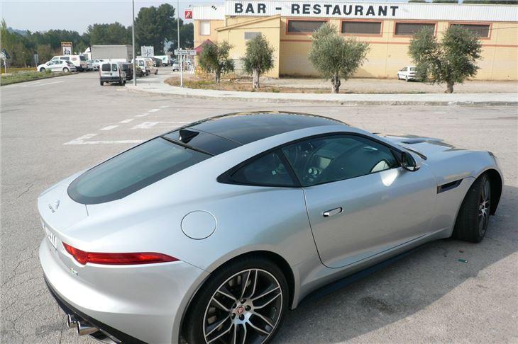 Jaguar F Type Coupe 2014 Road Test Road Tests Honest John