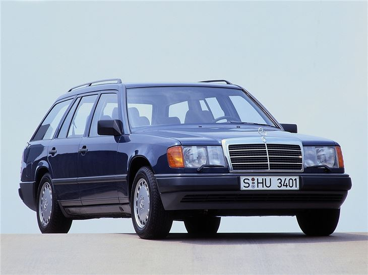 Mercedes Benz E Class Estate S124 Classic Car Review