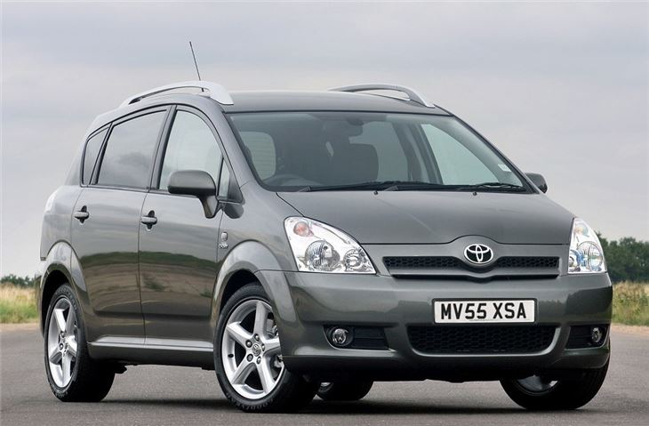 Toyota Corolla Verso 2004  Car Review  Honest John