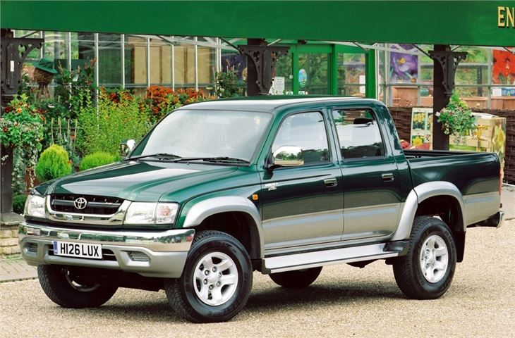 Toyota Hilux 2000 Car Review Honest John