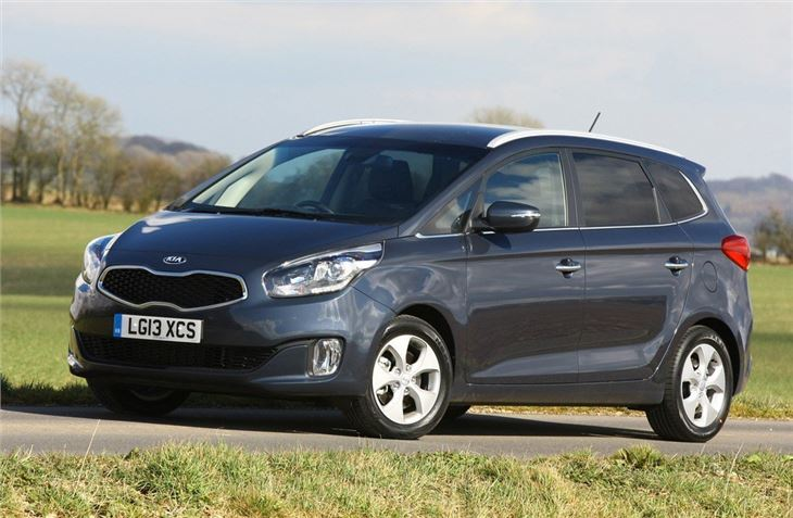 Kia Carens 2013 Car Review Honest John