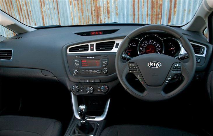 Kia Cee D 2012 Car Review Honest John