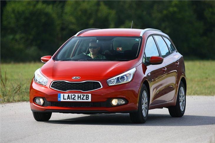 Kia Cee D Sportswagon 2012 Car Review Honest John