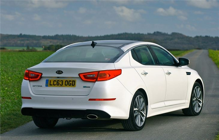 Kia Optima 2012 Car Review Honest John