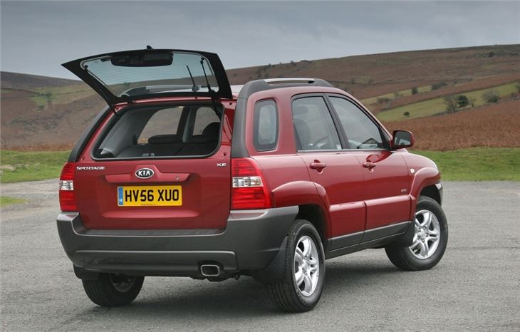 Kia Sportage 2005 Car Review Honest John