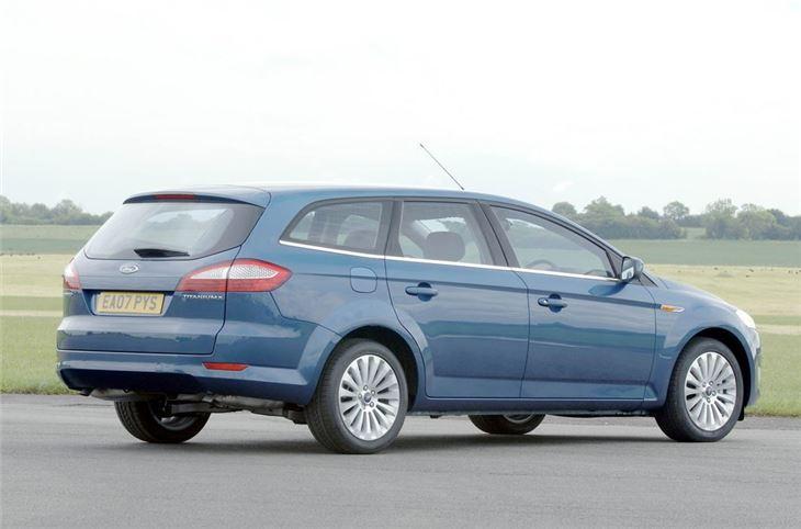 Ford Mondeo Iv Estate 2007 Car Review Honest John