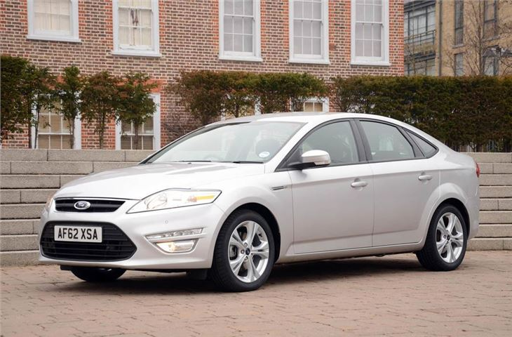 ford mondeo 2007 car review honest john. Black Bedroom Furniture Sets. Home Design Ideas