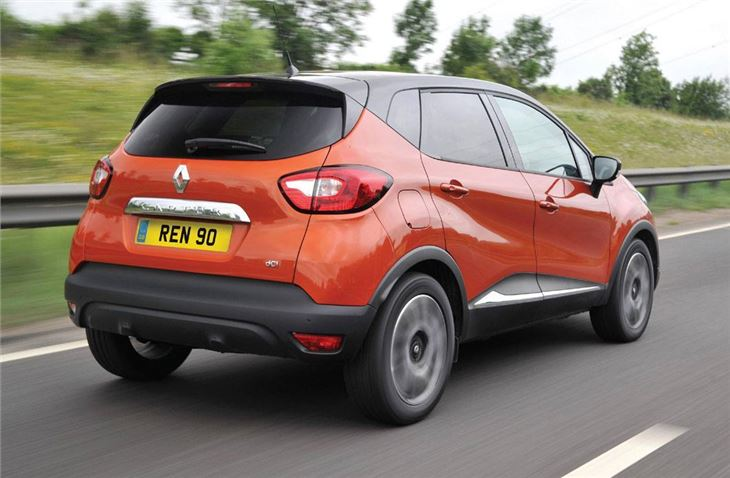 Renault Captur 2013 Car Review Honest John