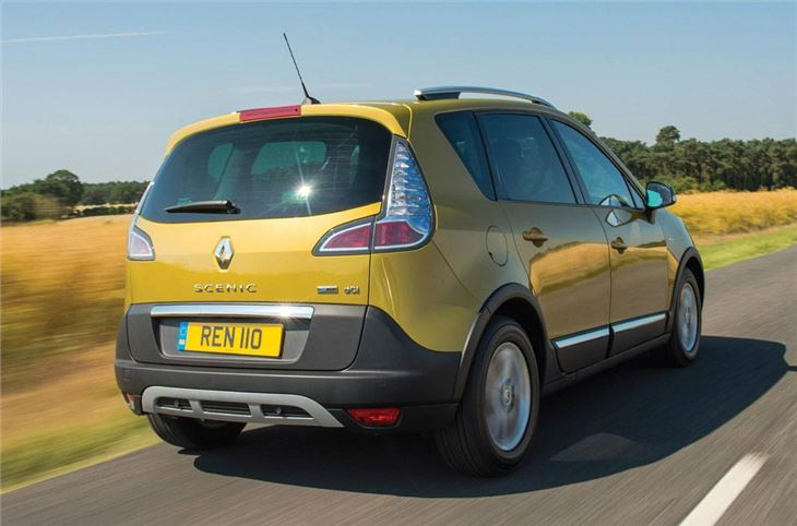 Renault Scenic Xmod 2013 Car Review Honest John
