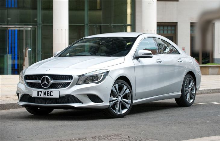 mercedes benz cla 2013 car review honest john. Black Bedroom Furniture Sets. Home Design Ideas