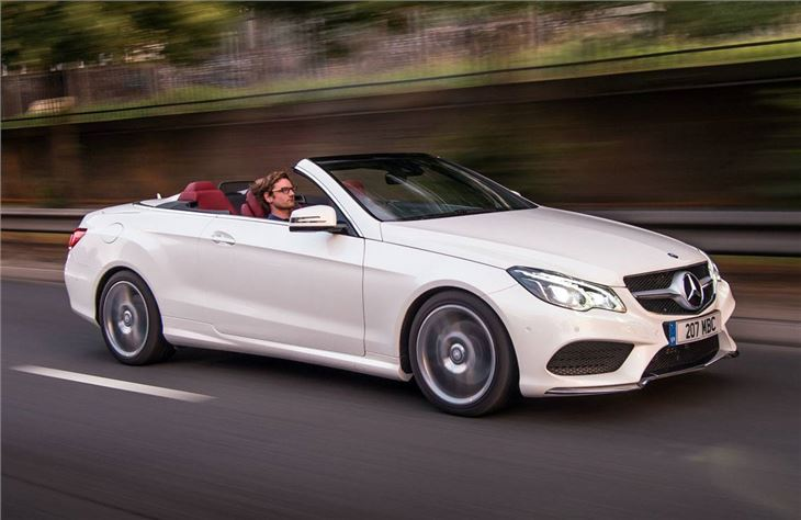 Mercedes benz e class cabriolet 2010 car review honest for Mercedes benz convertible lease