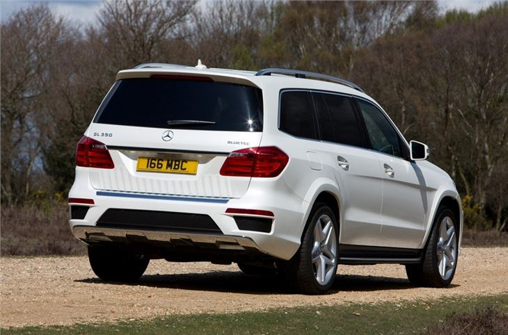 Most Expensive Car Seat >> Mercedes-Benz GLS 2013 - Car Review | Honest John