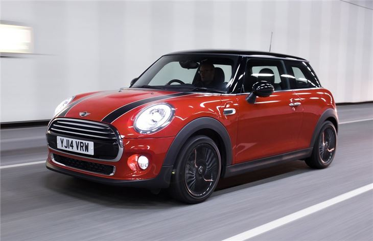 Mini Hatch 2014 Car Review Honest John
