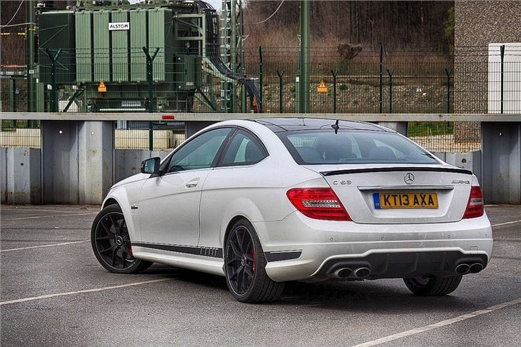 Ford Focus Dimensions >> Mercedes-Benz C63 AMG Edition 507 Road Test | Road Tests ...