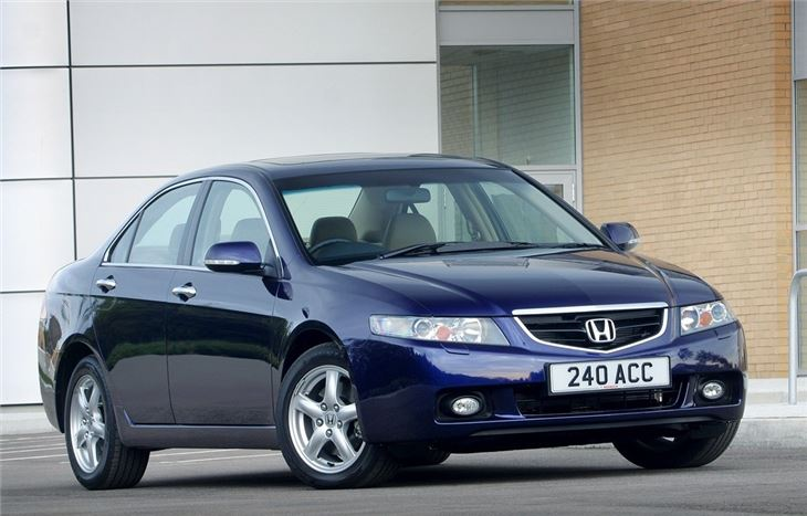 Honda Accord 2003 Car Review Honest John