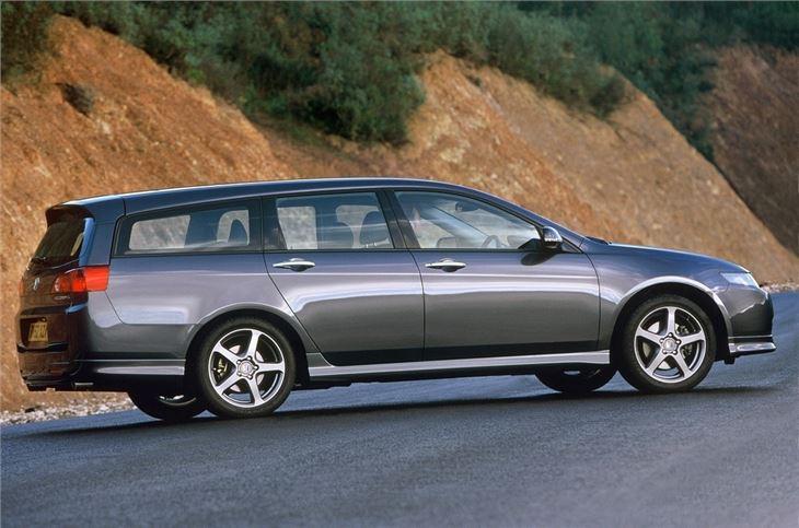 honda accord tourer 2003 car review honest john. Black Bedroom Furniture Sets. Home Design Ideas