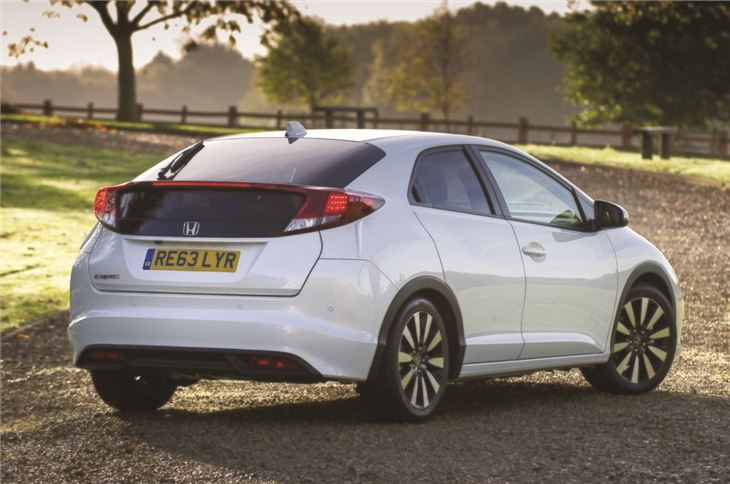 Honda Civic 2012 - Car Review | Honest John